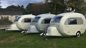 Barefoot's <b>Egg</b>-<b>Shaped</b> Travel Trailers Are Coming To U.S. <b>In</b> 2020