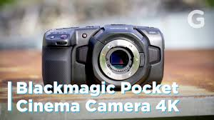 <b>Blackmagic's</b> Pocket Cinema Camera 4K Shoots Incredibly Beautiful ...