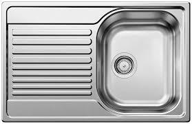 Купить <b>Кухонная мойка Blanco TIPO</b> 45S Compact нержавеющая ...