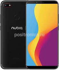 Купить Смартфон <b>Nubia V18</b> 64ГБ <b>черный</b> (V18) в интернет ...