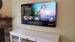 Hide Tv In Wall How To Hide Tv Cables In The Wall Low Voltage Hdmi Cat5