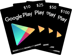 Google Play Gift Card - Email Code Delivery - Access US Google Play