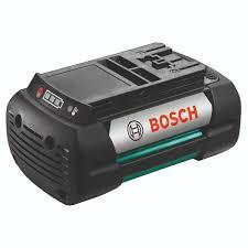 <b>Аккумулятор Bosch</b> литий-ионный <b>36 В 4 Ач</b> для газонокосилок в ...