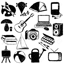 could you make a career from your hobby arena personnel 17631320 doodle hobby images stock vector what is your