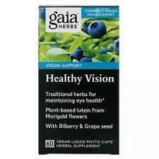Gaia Herbs Eye <b>Healthy Vision</b>
