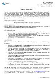 etl testing resume informatica cipanewsletter job vacancies sgu job postings page 73