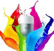<b>WiFi</b> Bulb, <b>Original Xiaomi</b> Yeelight Bulb E27 9W RGB LED Bulb ...