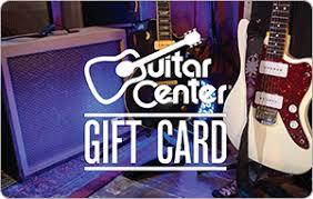 Guitar Center eGift Cards - Movies & Entertainment | eGifter | eGifter
