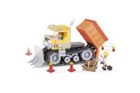 <b>Конструктор Caterpillar Bulldozer</b> - <b>COBI</b>-1673 | детские игрушки с ...