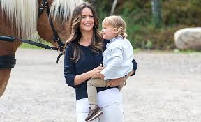 <b>Принц</b> Карл Филипп и <b>принцесса</b> София представили новый ...