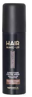 Brelil Professional <b>Colorianne Hair</b> make-up - <b>Спрей</b>-макияж для ...