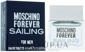 <b>Moschino Forever Sailing</b> - <b>Туалетная</b> вода (мини): купить по ...