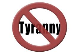 End the Tyranny