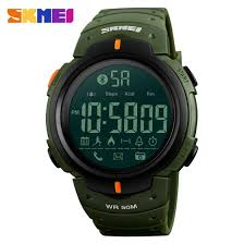 Shop Men's <b>Sport Smart</b> Watch <b>SKMEI Brand</b> Fashion Pedometer ...