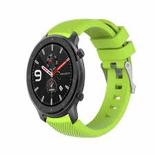 Sport Silicone Strap Watch Band For Amazfit GTR 47MM Sale, Price ...