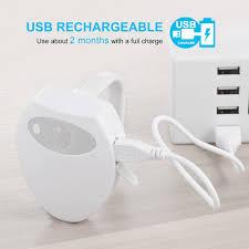 <b>New Arrival USB</b> Rechargeable <b>LED</b> Toilet Light Built In Battery 8 ...