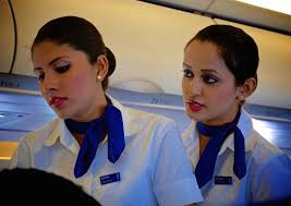 the emotional strain of life as a flight attendant