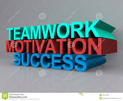 teamwork motivation and success stock photo image  teamwork motivation and success