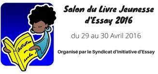 Tourisme en Pays d     Essay   Office du Tourisme  Salon du Livre Jeunesse du Pays d     Essay