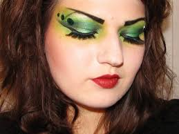 <b>Sexy</b> Green <b>Witch</b> Makeup for <b>Halloween</b> - YouTube