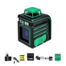 <b>Лазерный уровень ADA Cube</b> 360 Green Professional Edition ...