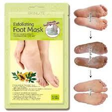 EXFOLIATING FOOT <b>MASK</b> Отшелушивающая <b>маска</b>-носки для ...