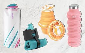 The Best <b>Collapsible Water Bottles</b>   Travel + Leisure