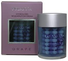 <b>PULANNA</b> Grape Hydrolyzed Regeneration <b>Cream</b> Увлажняющий ...