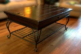 Iron Coffee Tables Table Archives Home Design Ideas