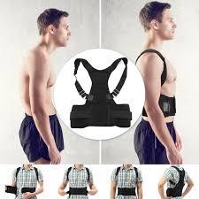 Buy <b>Adjustable Back Posture</b> Corrector Clavicle Spine Back ...