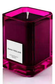 <b>Diana Vreeland</b> '<b>Outrageously</b> Vibrant' Candle | Nordstrom