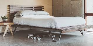 bedroom amazoncom furniture 62quot industrial wood