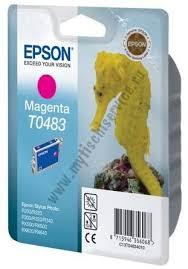 <b>Картридж</b> оригинальный струйный <b>Epson</b> T0483, Magenta ...