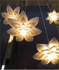 funky bathroom lights:  norm  non electric pendant