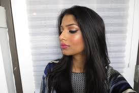 super easy dewy glowy makeup for brown indian olive skin