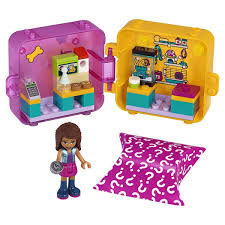 <b>Конструктор Lego Friends Игровая</b> шкатулка Покупки Андреа 41405