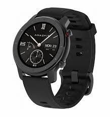 Умные часы Amazfit <b>GTR 42mm</b> (<b>черный</b>) — купить в интернет ...