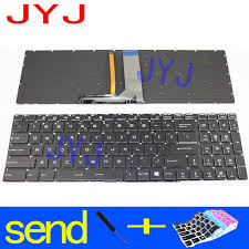 Online Shop New <b>laptop Keyboard FOR MSI</b> MS-16J5 MS-16JC MS ...