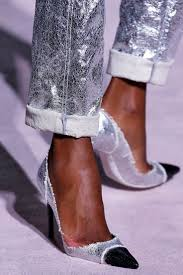 <b>Tom Ford</b> Runway Metallic <b>Stiletto</b> | Trending shoes, Spring shoe ...