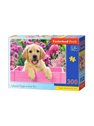 <b>Пазл</b> 300 деталей Щенок в ящике Castorland 8541845 в ...