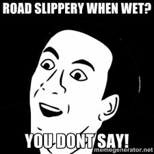 SLIPPERY MEMES image memes at relatably.com via Relatably.com