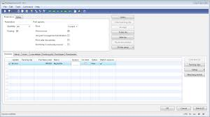post an invoice dynamics ax training posting invoice form