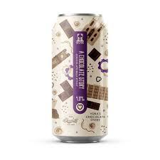 A <b>Chocolate Story</b> – Brew York