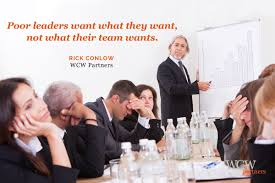 are you a good boss or a bad boss rick conlow wcw poorleaders