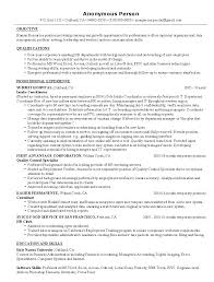 hr resume example  sample human resources resumesrelated free resume examples