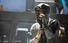 """<b>Eminem</b> says he's """"always been chasing"""" the '<b>Marshall</b> Mathers LP'"""