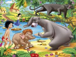 Resultado de imagen para el libro de la selva