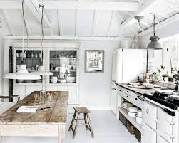 Cottage Style Kitchen Tables Rustic Cottage Kitchen Interiors Design In Whi 5175 Modern Home