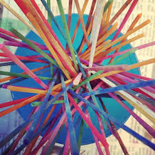 100 Days of School...<b>100 pieces of</b> spaghetti - a cool craft for kids ...