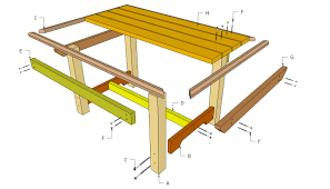 dining table woodworkers: wood table plan wood table plan  wood table plan